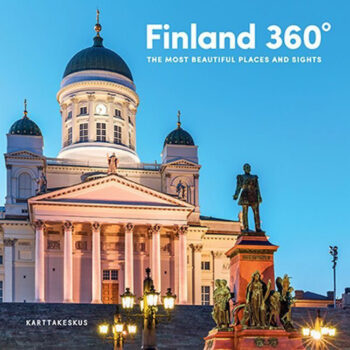 FINLAND 360° Beautiful places and sights tuotekuva1