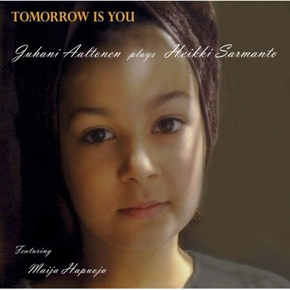 Tomorrow is You CD tuotekuva1